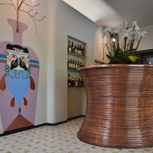 Aclalmand Restaurant Sanzaru
